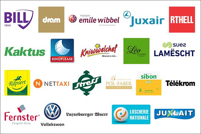 «On a réussi à signer 22 partenariats, ce qui est vraiment exceptionnel», explique Myriam Schmit.