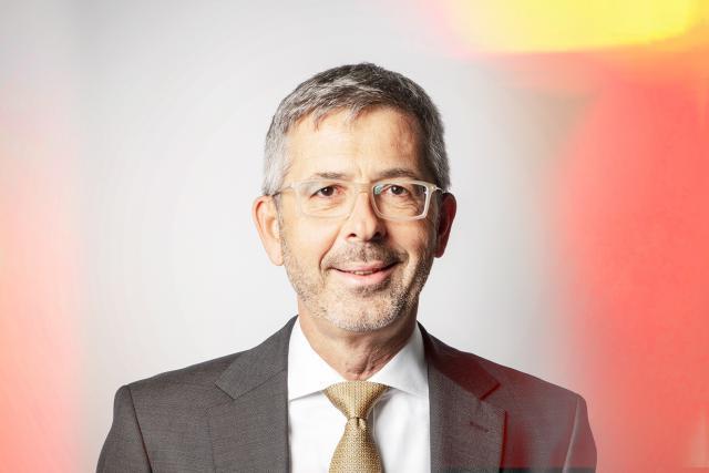 Serge de Cillia, CEO de l'Association des banques et banquiers Luxembourg (ABBL).