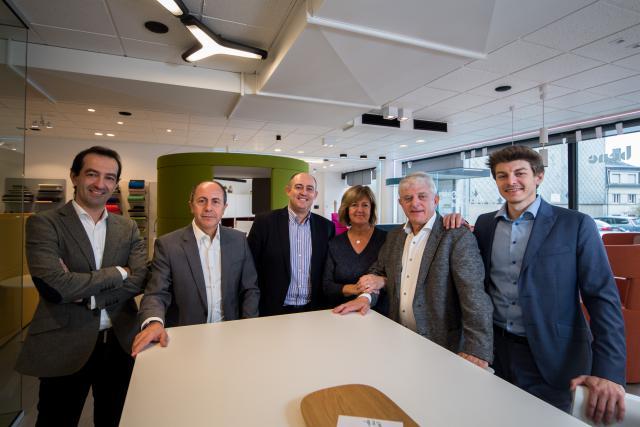 Une nouvelle configuration de l'actionnariat qui a été récemment modifié et réparti entre Martinho Santos Silva (actionnaire majoritaire), Terry Niessen et Antoine Gatti, directeur commercial a été mise en place.