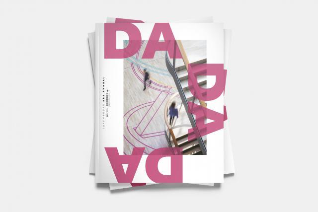DADADA est un magazine consacré à l'art au Luxembourg.