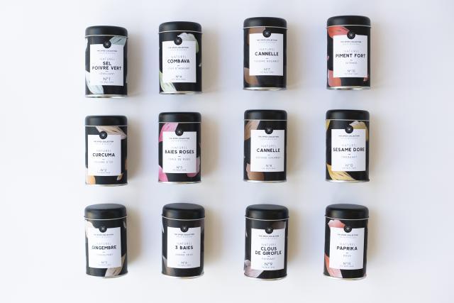 Au total, 27 épices sont déjà disponibles chez The Spice Collection.