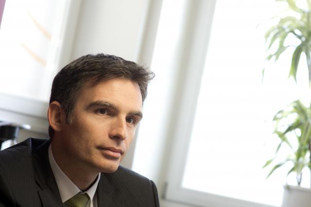 Jerry Grbic, le directeur général de Fortuna.