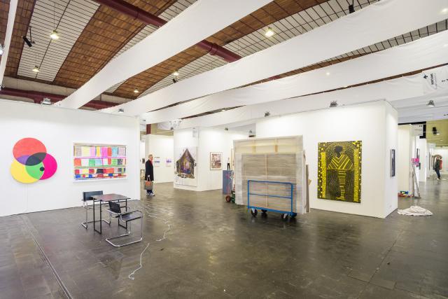 Cinquante exposants participent à Luxembourg Art Week.