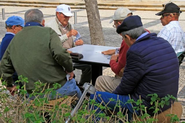 Ils sont nombreux à profiter de leur pension luxembourgeoise au Portugal.