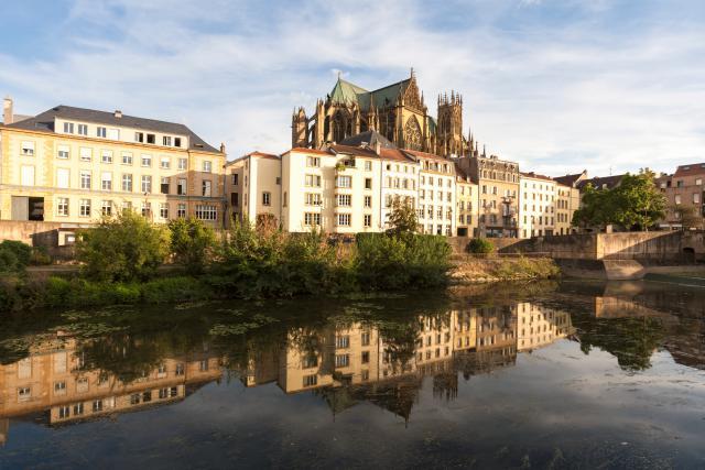 L'agglomération messine se positionne comme une métropole Art&Tech.