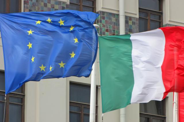 La Commission européenne craint que le budget du gouvernement italien, tel qu'il est prévu, n'augmente le déficit à 2,9% du PIB en 2019 et à 3,1% en 2020.