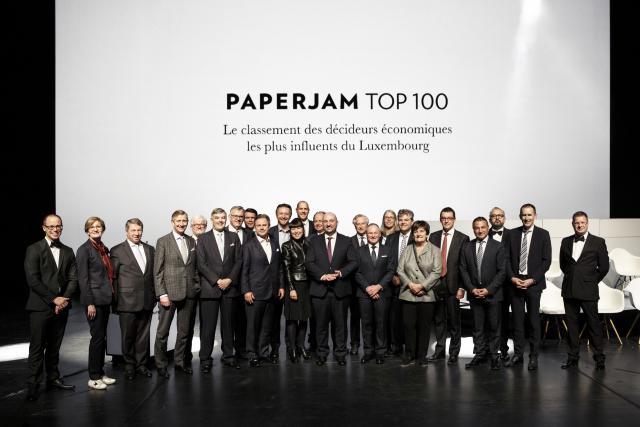 Paperjam Top 100 2016