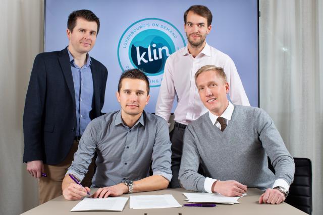 Grâce à ce tour de table, Klin va également agrandir ses équipes pour mieux répondre à l'augmentation de la demande.
