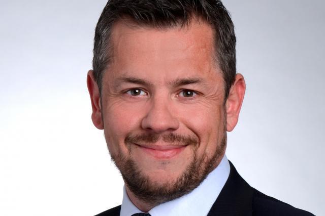 Stéphane Herrmann, Credit Suisse