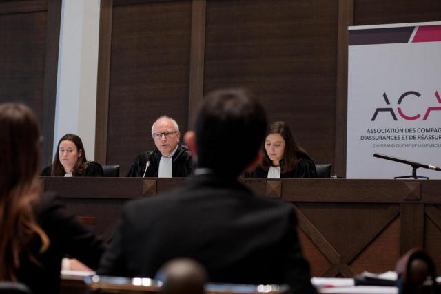 Dans le scénario retenu, c'est à la fois le conducteur et le constructeur qui sont reconnus coupables par les juges du Tribunal d'arrondissement de Luxembourg.