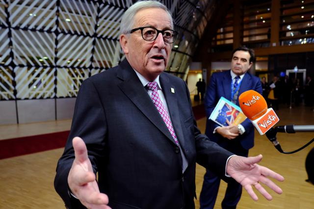 Jean-Claude Juncker et la Commission souhaitaient un accord avant les élections de mai 2019.