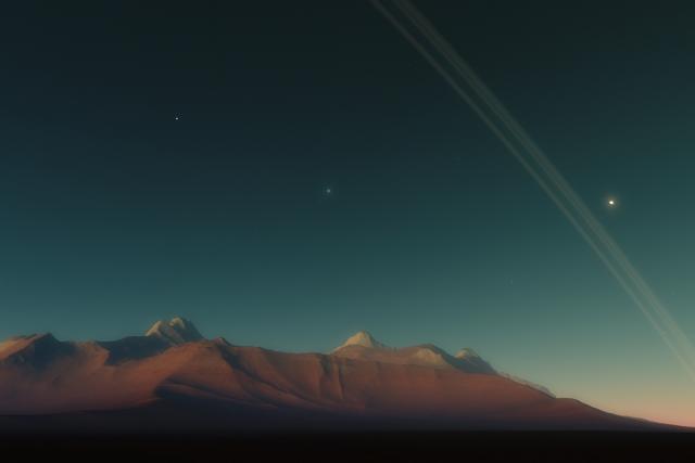 L'atterrisseur InSight Mars a capturé un audio de vents martiens soufflant à une vitesse estimée à 10 à 15 mph.