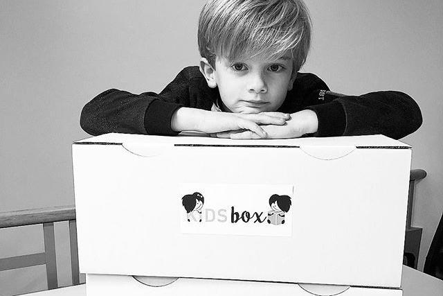 KidsBox est un nouveau service de location de jouets.