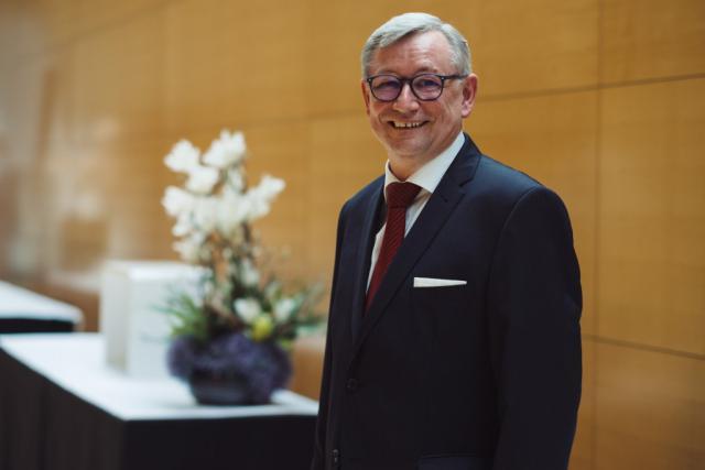 François Koepp, horesca