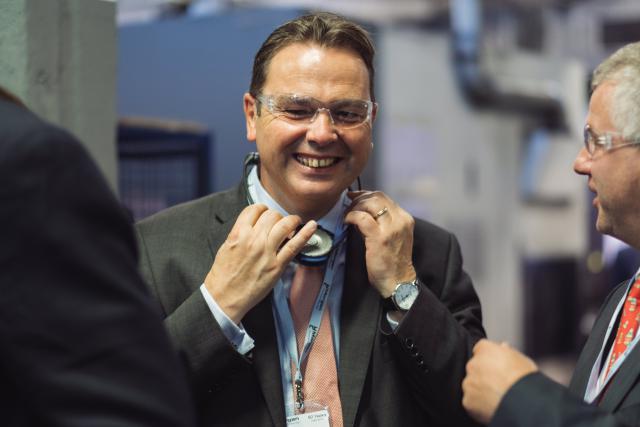 René Winkin, directeur de la Fedil