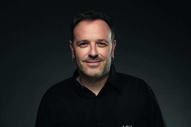 John Rech, nouveau directeur du Centre Culturel Opderschmeltz à Dudelange