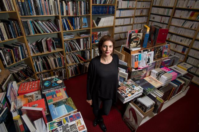 Elmira Najafi  sera désormais à la tête de la librairie Alinéa.