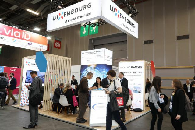 La surface du stand luxembourgeois pour l'édition 2019, qui se tiendra du 16 au 18 mai à Paris, sera de 40m2, contre 36 l'année dernière.