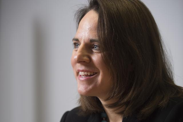 Cinq ans après son entrée au gouvernement, Corinne Cahen a été confirmée à son poste de ministre de la Famille, de l'Intégration et à la Grande Région.