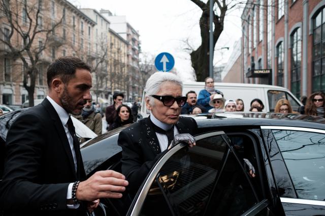 Le créateur Karl Lagerfeld est décédé ce mardi à Paris.