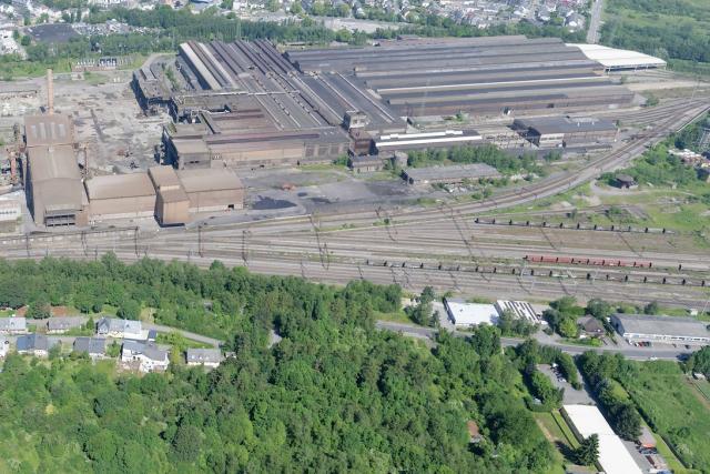 Site Arbed Esch-Schifflange