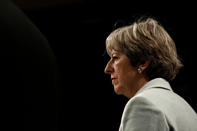 Theresa May n'abandonne pas l'idée d'un nouvel accord avec Bruxelles avant le 29 mars.