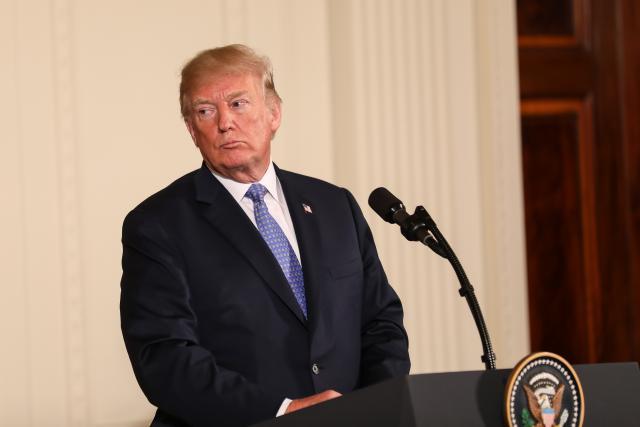 Nouveau risque de shutdown en l'absence d'accord sur le mur souhaité par le président Donald Trump à la frontière mexicaine.