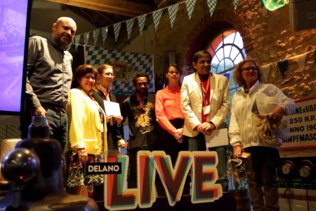 Delano Live