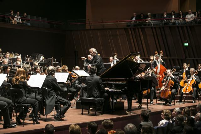 Concert de bienfaisance Deloitte