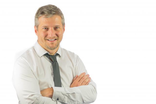 Brice Martin, directeur en charge de l'offre Technologie Digitale Luxembourg – CGI