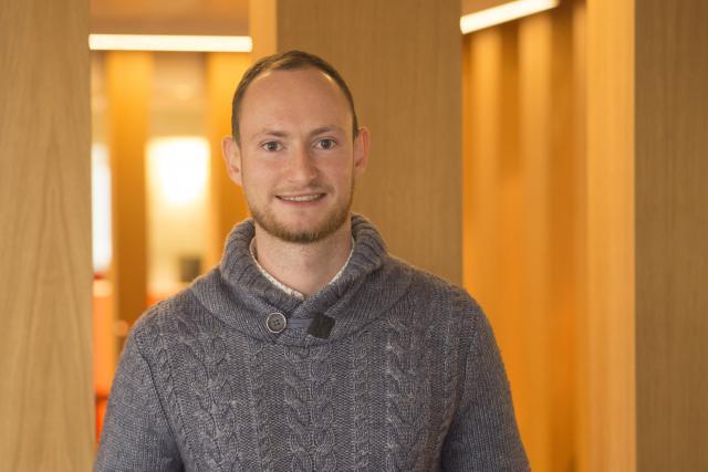 Thomas Davies: «J'ai de bonnes connaissances en Suite Adobe, Autocad et Sketchup.»