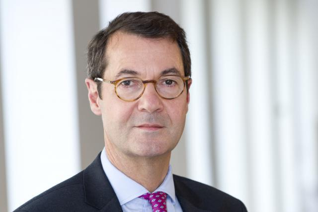 Bruno Colmant, professeur auxiliaire à la Luxembourg School of Finance et head of macro research chez Banque Degroof Petercam.