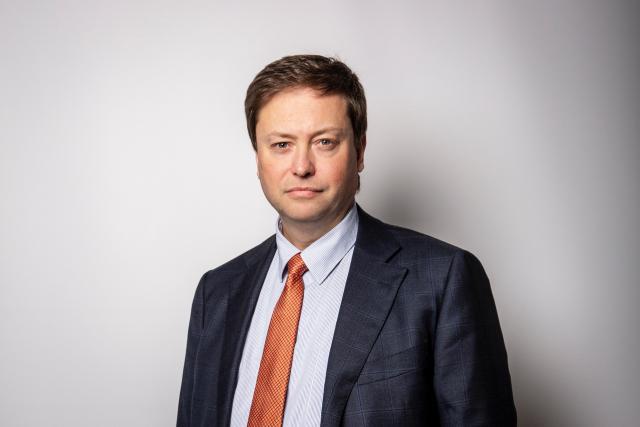 Philippe Ledent, senior economist ING Belux.