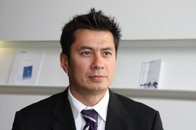 François Kim Huge, partner - Deloitte Luxembourg