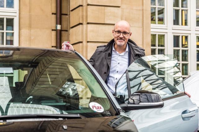 Jürgen Berg, gestionnaire de CFL Mobility