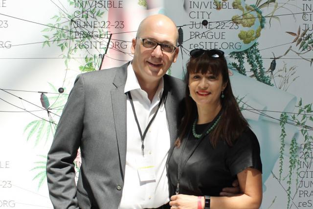 Jean-Yves Marié et Thouraya Meftah Co-fondateurs de Cyprès International et BIM-Y