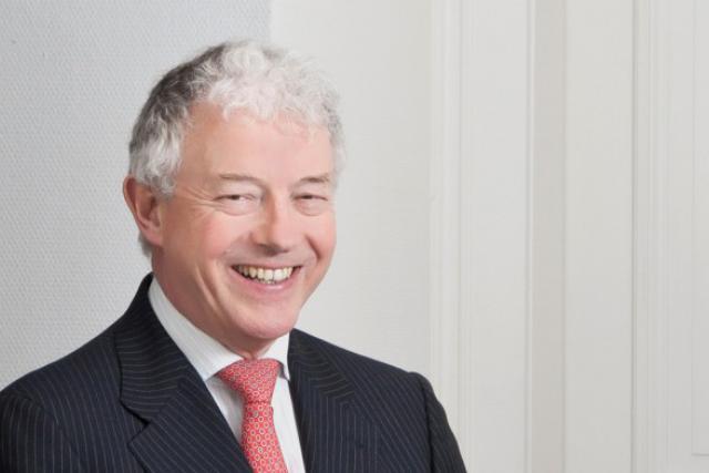Kenneth Hay a présidé LuxFlag entre 2006 et 2012.