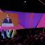 Emmanuel Macron a donné sa feuille de route pour le digital européen jeudi au salon VivaTech de Paris.