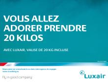 Mikado Publicis pour Luxair