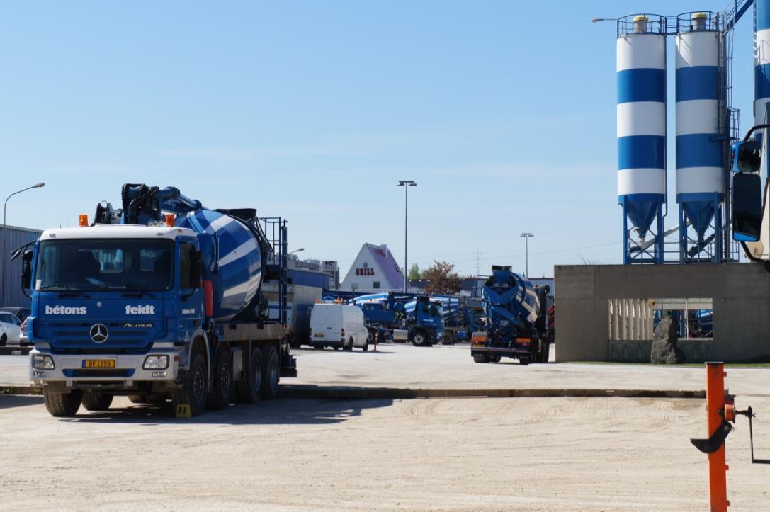 La société Feidt, de son côté, cherche un nouveau site. Elle pourrait s'implanter dans la nouvelle zone industrielle de Cessange.  (Photo: Paperjam/DR)