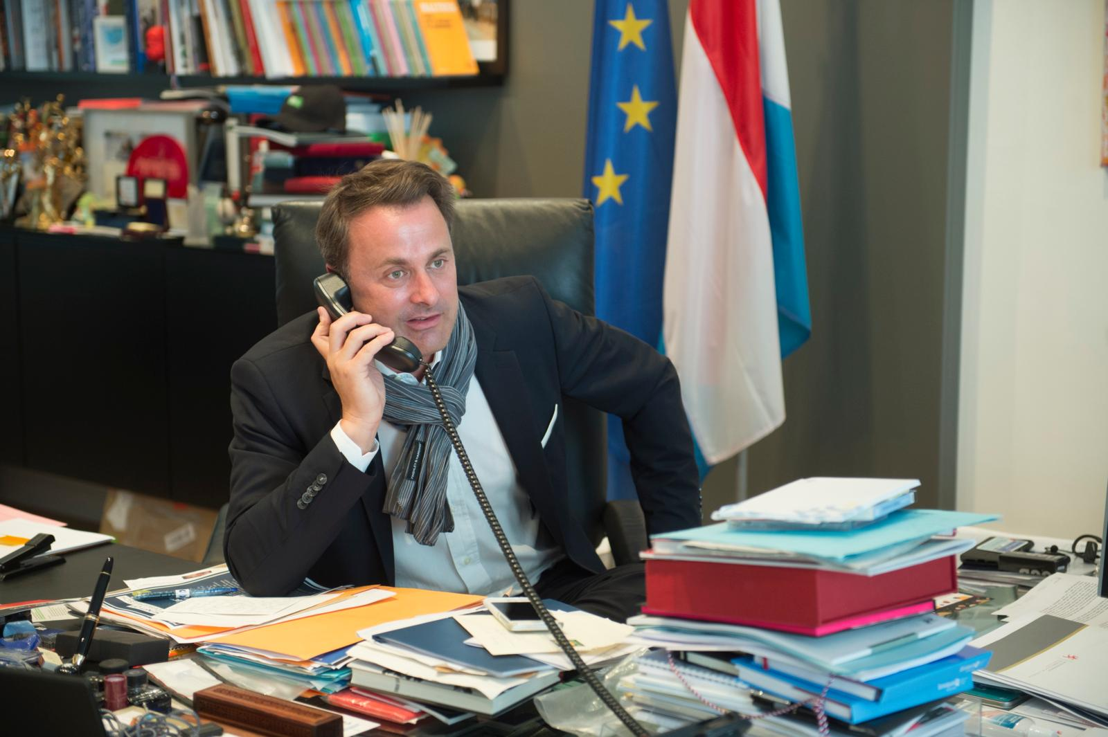 Xavier Bettel (DP), Premier ministre, conserve ses principales attributions mais se voit désormais en charge du ministère de la Digitalisation. (Photo: Anthony Dehez/archives)
